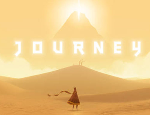 Press Start #6: Journey (Uma jornada inesquecível!)