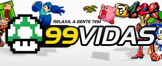 Press Start #7: 99 Vidas (podcast nostálgico)