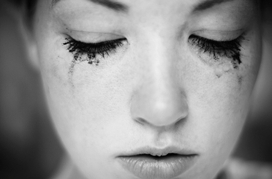 Não são lágrimas