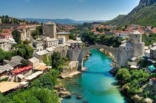 Mostar, Bosnia and Herzegovina_opt