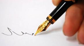 Carta de despedida