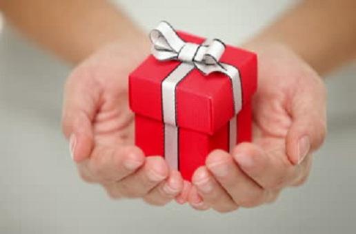 Um presente para Jesus