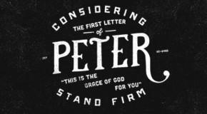 Orientações de Pedro