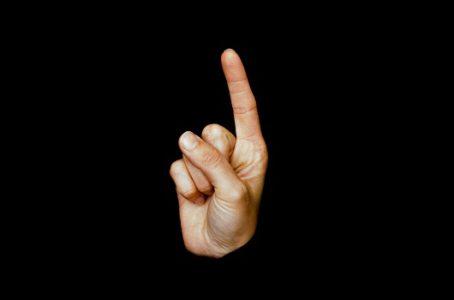 finger-up