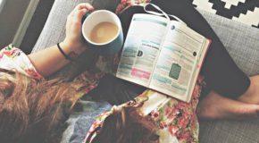 Um café e uma oração, por favor!