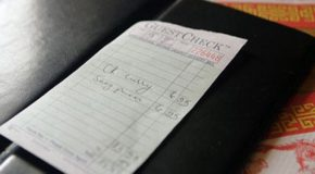 A conta