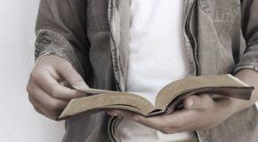 Por que ler a Bíblia?