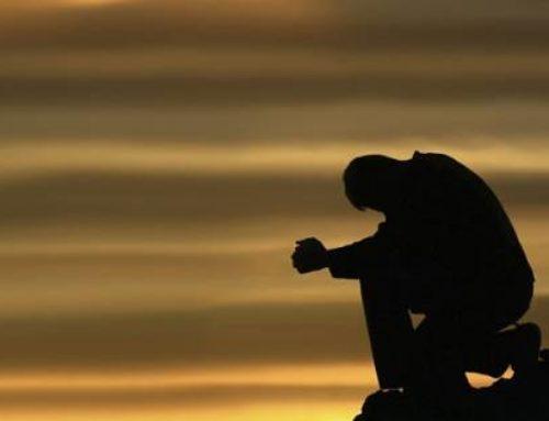 As aflições e o porvir