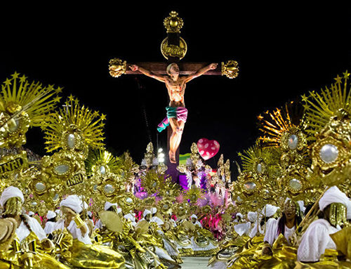Sobre o Cristo do carnaval