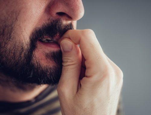 Permita Jesus argumentar com sua alma sobre ser ou estar ansioso