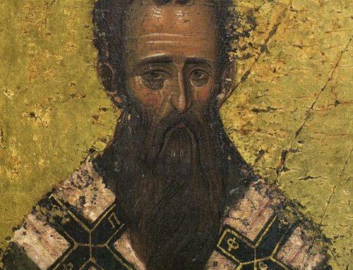 Gregório de Nazianzo (330-389)