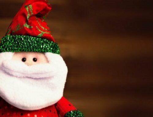 Deus não é Papai Noel