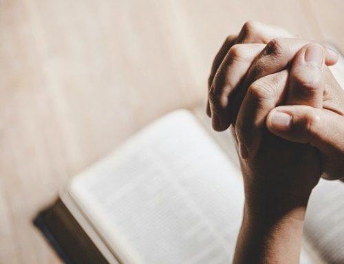 3 razões pelas quais Jesus orava
