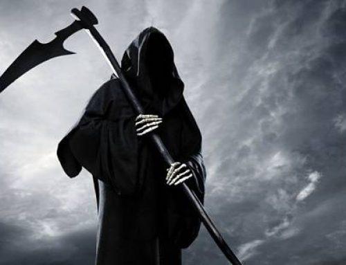 O lucro da morte