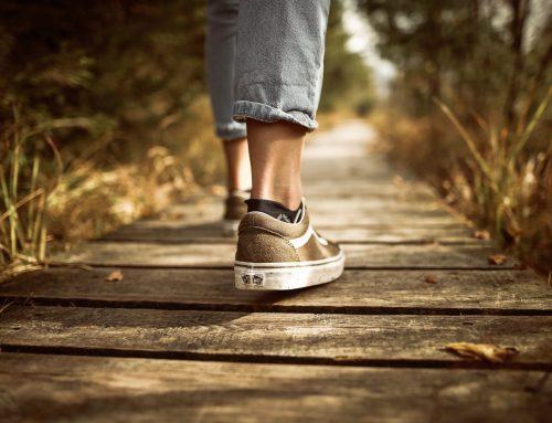 Caminhando com Cristo