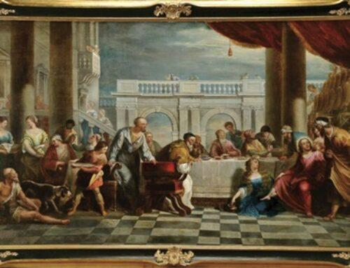 Os ensinamentos de Jesus à mesa com Levi (e outros)