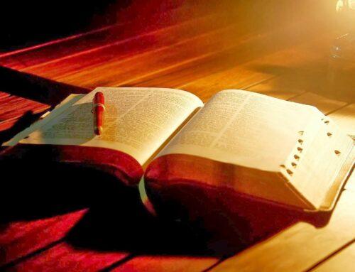 Os quatro usos específicos da Bíblia