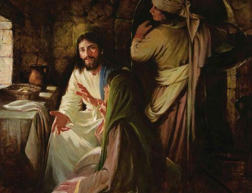 Um Salmo para Marta e outro para Maria